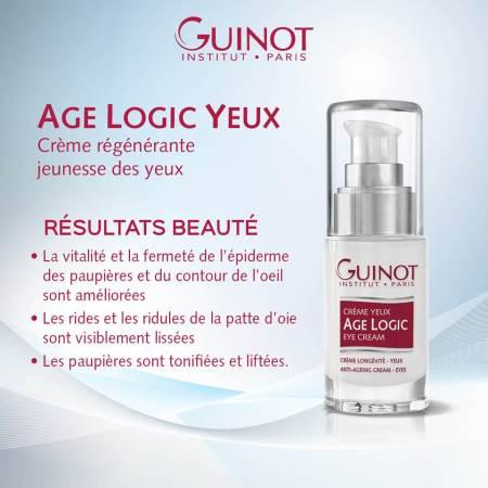 Crema Age Logic Yeux